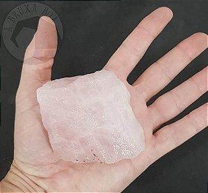 Quartzo Rosa Bruto - 283g