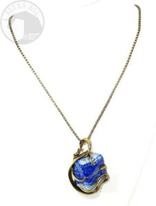 Amuleto - Lápis Lazuli