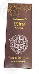 Incenso Purificador de Ar - Mirra - Harmonia