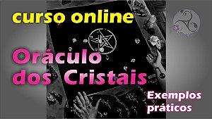 Oráculo dos Cristais - Curso Online Gravado