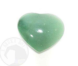 Coração de Quartzo Verde - 105g