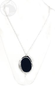 Amuleto - Obsidiana