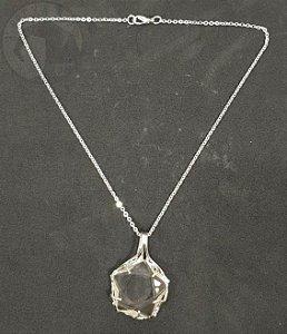 Amuleto Quartzo Transparente
