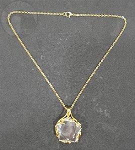 Amuleto - Quartzo Transparente