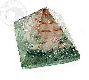 Pirâmide em Orgonite (Mini)