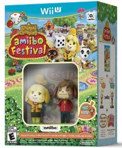 Animal Crossing: Amiibo Festival + Isabelle and Digby + Goldie, Rosie, and Stitches