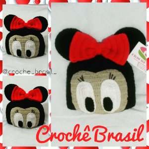 Touca da Minnie exclusiva
