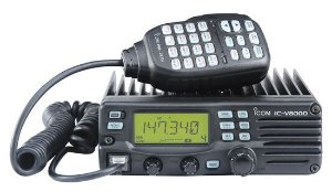 Rádio Icom Vhf Base Ic-v8000