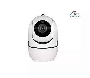 Câmera Wifi 360º Auto Tracking 1.0 Megapixel