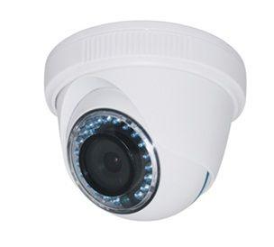 Câmera Dome HDCVI Infravermelho 1.0 Megapixel HD 720p 25 Metros 3.6mm - JTC CVI207