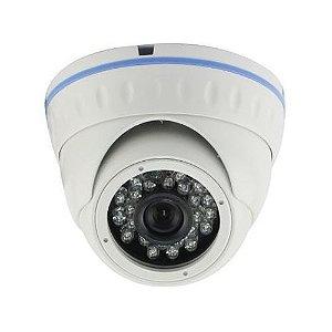 Câmera Dome IP Infravermelho 1.3 Megapixel HD 960p Onvif 25 Metros 3.6mm - JTC-IPH18WC