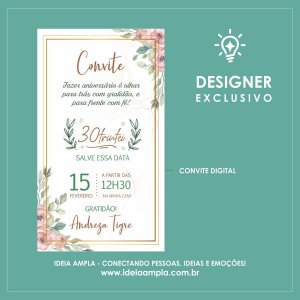 Arte Digital |Convite