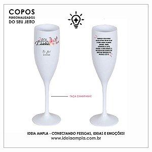 Taça Champanhe Personalizada