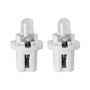 Lâmpada T5 1 LED Branca Mosquito - Par (2 unidades)