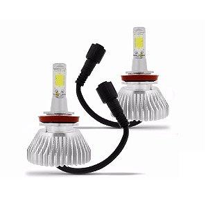 Lâmpada Super Led H11 Branca - Par (2 unidades)