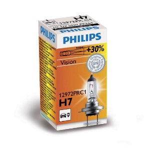 Lâmpada H7 Philips Standard - Par (2 unidades)