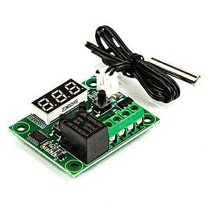 Termostato Digital Controlador Temperatura Chocadeira W1209