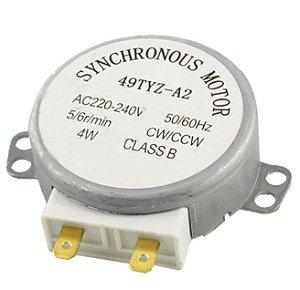 Motor Para Chocadeira/microondas 220v 49tyz-A2