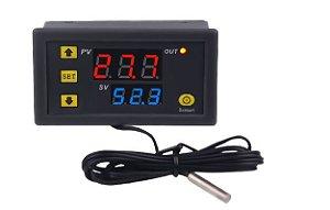 Termostato - Controlador de Temperatura Digital W3230