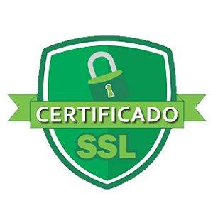 Proteção do Sistema com Certificado Digital SSL