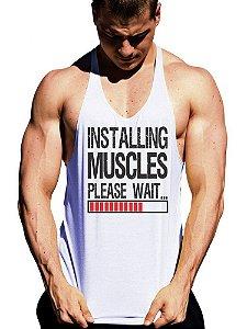 Regata Cavada Installing Muscles Please Wait