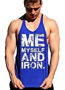 Regata Cavada Me My Self And Iron