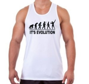 REGATA MASCULINA ZYZZ EVOLUTION