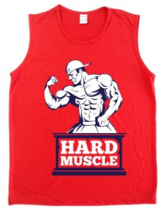 REGATA MACHÃO HARD MUSCLE