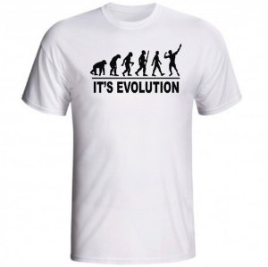 CAMISETA ZYZZ EVOLUTION
