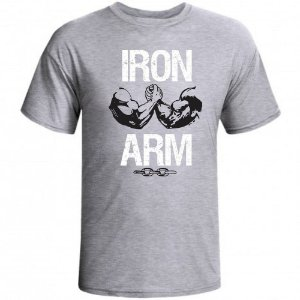 CAMISETA IRON ARM