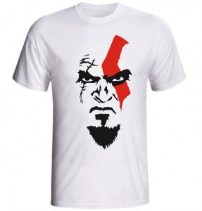 CAMISETA KRATOS