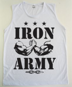 Regata Machão Iron Army