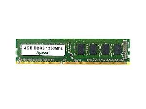 Memória Ddr3 4gb 1333 Mhz Pc3 10600