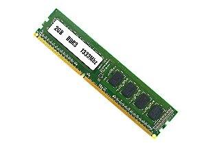 Memoria  Ddr3 2gb Pc10600 1333 Mhz
