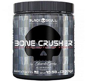 Bone Crusher Pré Treino 300g - Black Skull