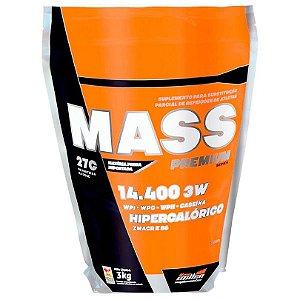 Hipercalórico Mass Premium 14400 3W (3kg) - New Millen