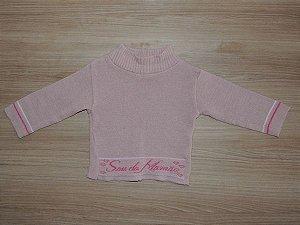 Conjunto Blusa + Camisa, 2 peças (6 a 9 meses)