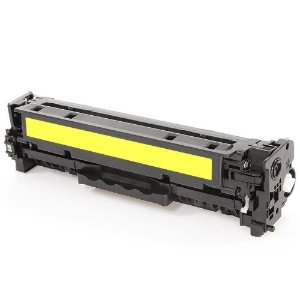 Toner CF382A CE412A CC532A Compativel Amarelo HP M375 M451 475 M476 CP2025 CM2320 Universal