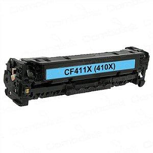 Toner CF411X Compativel Cyan HP M452DN M452DW M452MW M477DN M477DW M477MW 5K