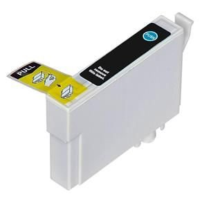 Cartucho Epson T135120 Preto 135120 T25 TX123 TX125 TX133 Compatível