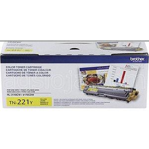 Toner TN221 Amarelo HL 3170CDW HL 3140CW Original