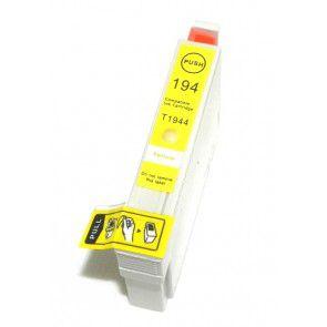 Cartucho Epson T194320 Amarelo Compatível para Epson XP204 | XP104 - 8ml