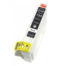 Cartucho Epson T194120 Preto Compatível para Epson XP204 | XP104 - 8ml