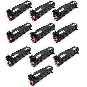 Toner CE278A Kit com 10 278A 78A P1606 P1566 P1560 P1600 M1530