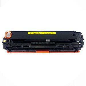 Toner CF212A CE322A CB542A Yellow HP CM1415 HP Pro 200 M251 M276 Compativel Universal