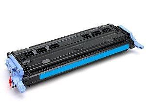 Toner Q6001A Q6001 Azul HP 1600 2600n 2605 CM1015 CM1017 Compatível