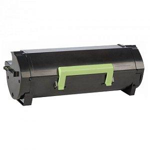 Toner Compatível 60F4H00 604H 60FBH00 MX511de MX410de MX611dhe MX310dn 10k AGS