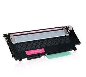 Toner Samsung CLT-M404S 404S C430 C430W C433W C480 C480W C480FN C480FW Magenta Compativel 1.5k