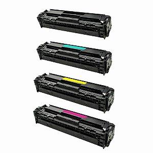 Kit Toner Compativel CF410A 11A 12A 13A HP| para M452DW M452DN M477FDW M477FNW M477FDN