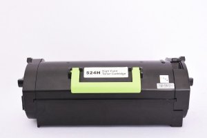 Toner Lexmark  524h / 52d4h00 /52BH / 52DBH00 Preto